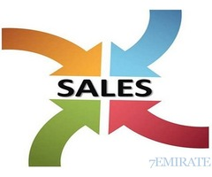 Sales Representative Required for International NMS Property