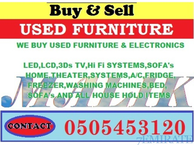 Used All Furniture Electronice Buyer Call Malik 050 5453120 Dubai 7emirate Best Place To Buy