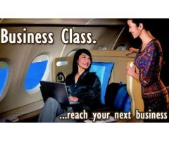 Cheap Business Class Ticket