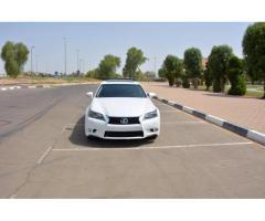 Lexus GS350 2015 for Sale in Al-Ain