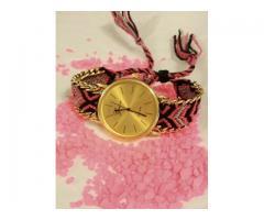 Braided beautiful Watches