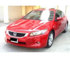 Honda Accord 2008 for Sale in Fujairah