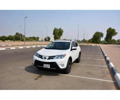 Toyota RAV4 VXR 2015 for Sale in Al-Ain