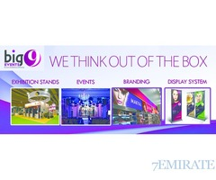 Big 9 Events: Event & Exhibition Management