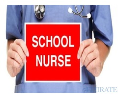 Walk in Interview for School Nurse Job with MOH License in Ajman
