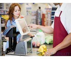 Cashier cum Food Attendant required for Food stand in Fujairah