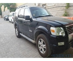 Ford Explorer 2008 model for Sale in Ajman