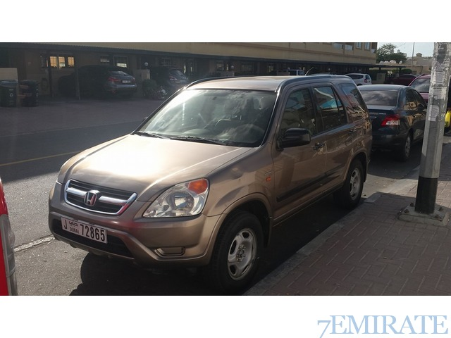 honda crv 2004 for sale in dubai dubai 7emirate best place to buy sell and find job ads in dubai. Black Bedroom Furniture Sets. Home Design Ideas