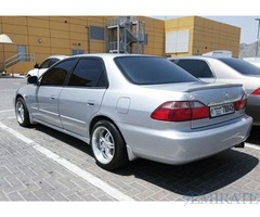 Honda Accord 2002 for Sale in Fujairah