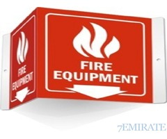 Storekeeper Required for Storage of Firefighting Equipments