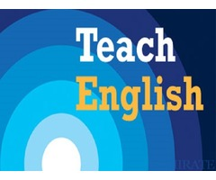 English Teacher Required for an Institute in Ajman