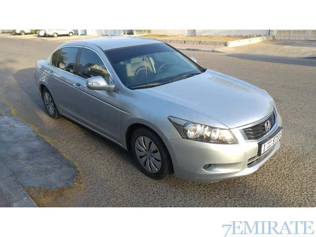 honda accord lx 2008 for sale in al ain al ain 7emirate best place to buy sell and find job. Black Bedroom Furniture Sets. Home Design Ideas