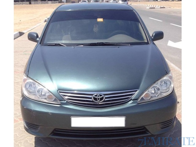 urgent sale toyota camry 2005 american full option dubai 7emirate best place to buy sell and. Black Bedroom Furniture Sets. Home Design Ideas