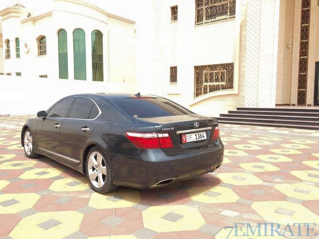urgent sale lexus ls460 model 2007 in al ain dubai 7emirate best place to buy sell and find. Black Bedroom Furniture Sets. Home Design Ideas