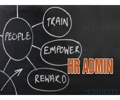 HR and Admin Officer Required  Group of Company in Sharjah