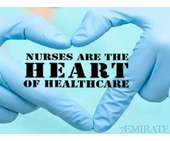 Staff Nurses Required for Medical Center in Sharjah