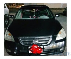 Nissan Altima 2004 Model for Sale in Ras Al Khaimah