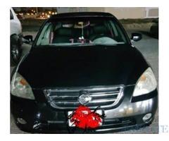 Nissan Altima 2004 Model for Sale in Ras Al Khaimah