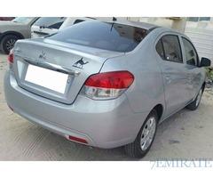 Mitsubishi Attrage 2014 for Sale in Ajman