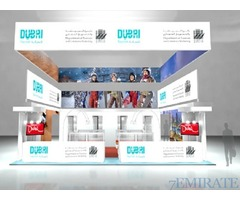 3D Exhibition Stand Designer Required for Dubai