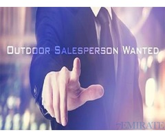 Out Door IT Sales Executive Required for IT Company
