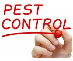 Pest Control Technician Required in Sharjah