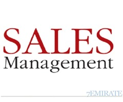 Male Sales Manager Required in Sharjah