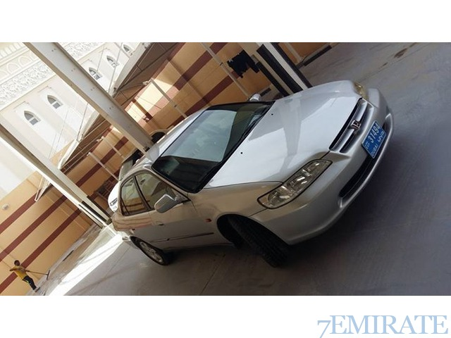 honda accord 2000 for sale in dubai dubai 7emirate best place to buy sell and find job ads. Black Bedroom Furniture Sets. Home Design Ideas