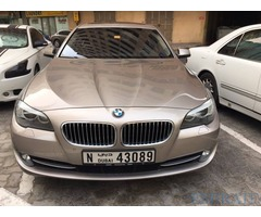 BMW 535i Model 2011 for Sale in Dubai