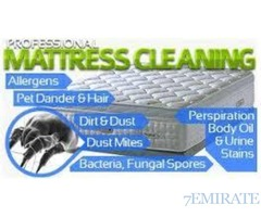 MATTRESS SANITIZING CLEANING DUBAI 0502255943