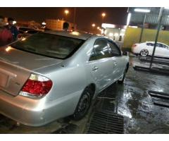 Toyota Camry 2005 GCC for Sale in Ajman