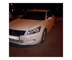Honda Accord 2009 for Sale in Fujairah