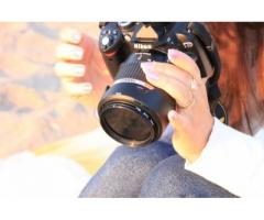 Female Photographer Required for Mawadda Event Management