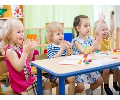 Russian Day care in Tecom Dubai