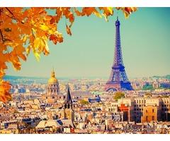 Paris ,Belgium, Amsterdam 4 Nights 5 Days