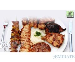 1 KG Mix grills discount | Abu Dhabi, UAE | Savnpik Food Deals