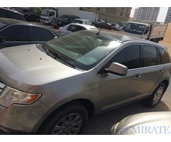 Ford Edge 2008 Model for Sale in Ajman