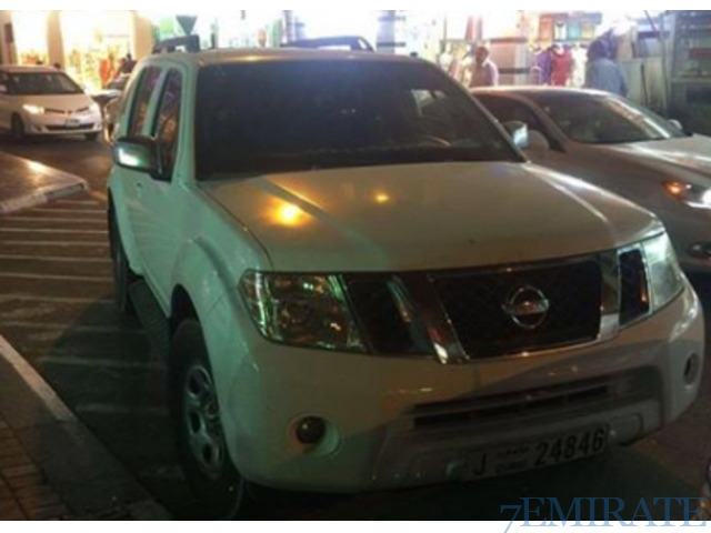 nissan pathfinder 2008 model for sale in dubai dubai 7emirate best place to buy sell and. Black Bedroom Furniture Sets. Home Design Ideas