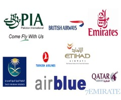 Exclusive deals on flights To and From Pakistan