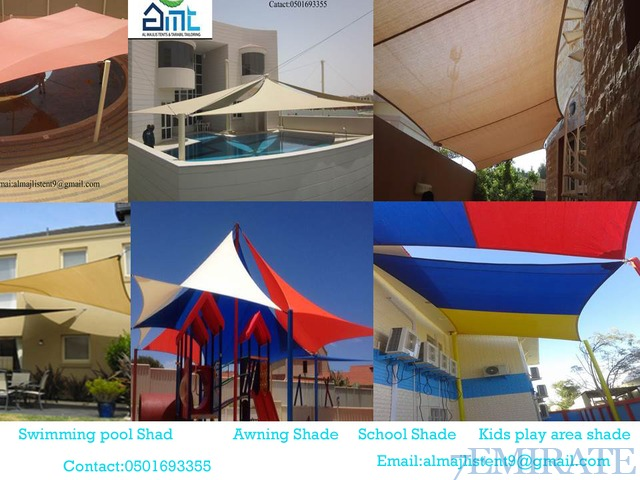 Car parking shade swimming pool shade yard shade dubai 7emirate best place to buy sell and for Swimming pool suppliers in dubai