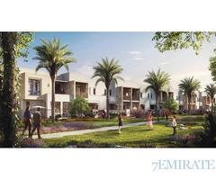Zahra Townhouses - Nshama TownSquare Dubai