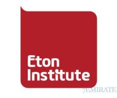 Eton Institute's Kids & Teens Summer Courses