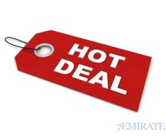Bulk Deal on 14 units of 2 bedrooms + maid room,in Al Furjan
