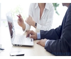 Smart Looking Secretary Required for Construction Company