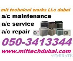 Ac Service , Ac Maintenance , Ac Repairing 0503413344