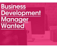 Business Development Manager Required in Dubai