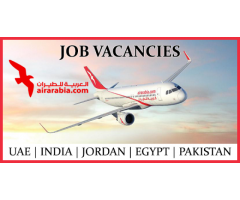 Airport Manager Required for Air Arabia