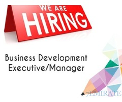 Business Development Executive Required for Facilities Management company