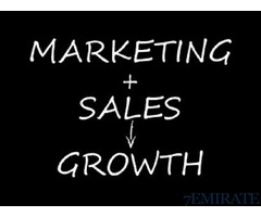Sales and Marketing Staff Required for Engineering Company