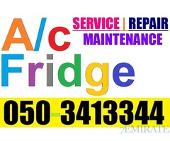 Ac , Chiller Freezer , Washer Dryer Service Repair Maintenance Fixing